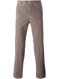 классические брюки чинос Kiton