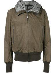 пальто с капюшоном Isaac Sellam Experience