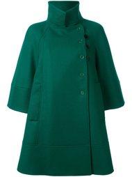 пальто с декоративной строчкой Rossella Jardini