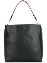 сумка на плечо с контрастной лямкой Max Mara