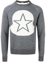 свитер с логотипом  Moncler