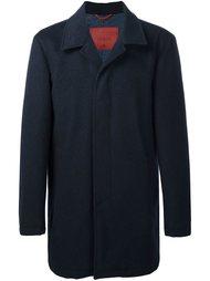классическое пальто Isaia