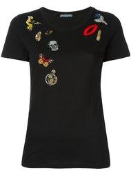 футболка 'Obession' Alexander McQueen