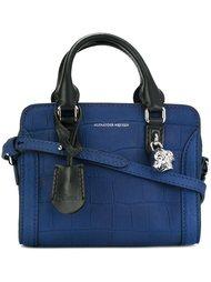 маленькая сумка через плечо 'Padlock' Alexander McQueen