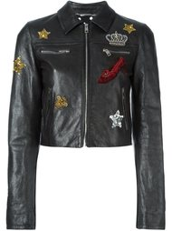 декорированная куртка  Dolce & Gabbana