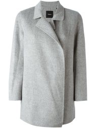 короткое пальто Theory