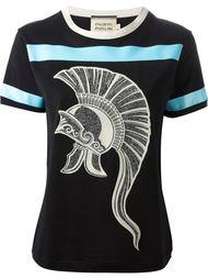 футболка с принтом Fausto Puglisi