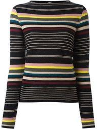 полосатый свитер Antonio Marras