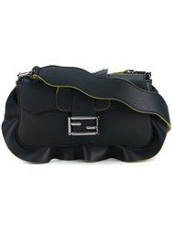 сумка на плечо 'Baguette' с рюшами Fendi