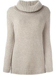свитер-водолазка  Agnona