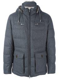 пальто с капюшоном Brunello Cucinelli