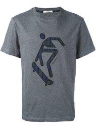 футболка с аппликацией Carven