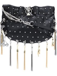 сумка через плечо с заклепками Sonia Rykiel
