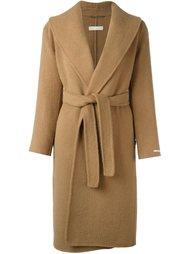 пальто с поясом  'S Max Mara