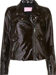 байкерская куртка Giamba