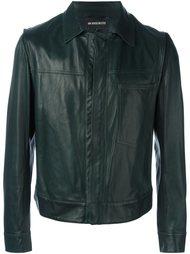 куртка на молнии с накладным карманом Ann Demeulemeester