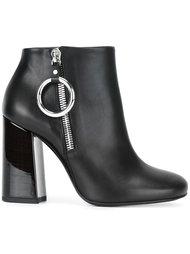 ботинки на молнии  McQ Alexander McQueen