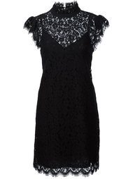 кружевное мини-платье Rachel Zoe