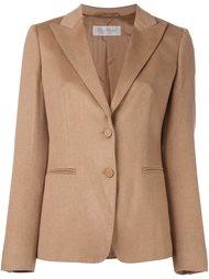 пиджак с заостренными лацканами Max Mara