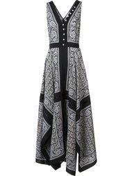 платье 'Paisley' Altuzarra