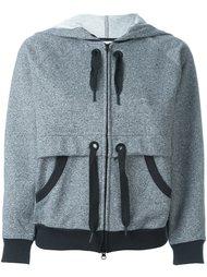 zipped hoodie Adidas By Stella Mccartney
