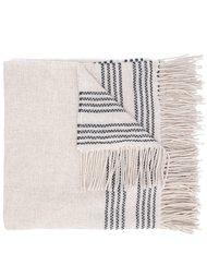 большой тканый шарф Eileen Fisher