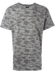 камуфляжная футболка 'Browne 65' Les (Art)Ists