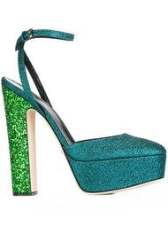 туфли на платформе  Sergio Rossi
