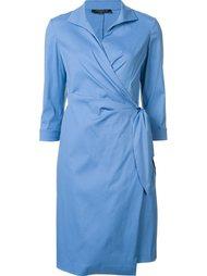 платье с запахом Lafayette 148