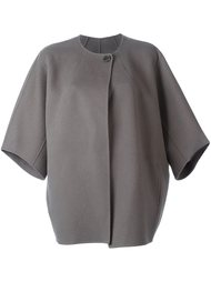 пальто с короткими рукавами Luisa Cerano