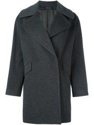 однобортное пальто 'Agatha'  Tagliatore