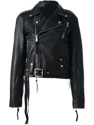 biker jacket Unravel