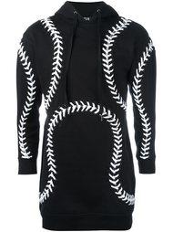 laced up hoodie KTZ