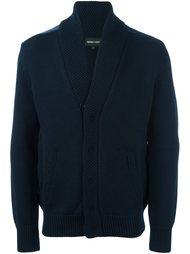 buttoned cardigan  Emporio Armani