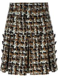 трикотажная юбка букле Dolce & Gabbana