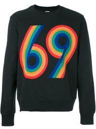 69 print sweatshirt Paul Smith