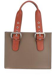 сумка с ручками контрастного цвета Vivienne Westwood