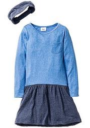 Комплект: платье и повязка на голову