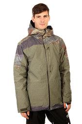 Куртка Quiksilver Tension Jacket Woodland