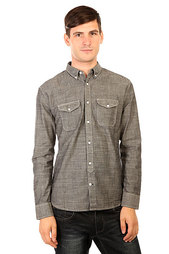Рубашка DC Arrowood Black Chambray