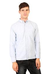 Рубашка DC Oxford Ls 3 Light Blue