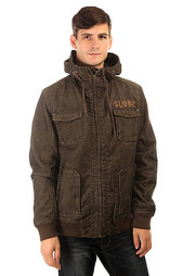 Куртка Globe A Side Jacket Brown