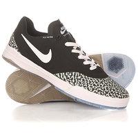 Кеды кроссовки низкие Nike Paul Rodriguez 9 Elite T Black/White