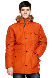 Куртка зимняя Quiksilver Mumford Burnt Brick