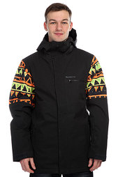 Куртка Quiksilver Fraction Jkt Caviar