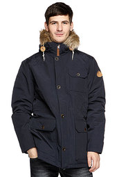 Куртка зимняя Quiksilver Mumford Navy Blazer