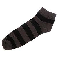 Носки низкие Quiksilver Re Entry Low Socks X6 Black