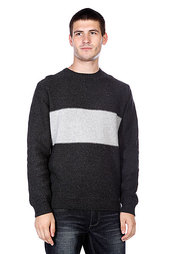 Свитер Quiksilver The Block Knit Black Heather