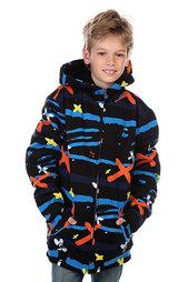 Толстовка утепленная детская Quiksilver Sherpa Allov Youth Z11 Black
