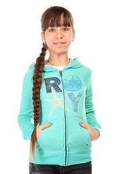 Толстовка классическая детская Roxy Positano C Otlr Baltic Blue